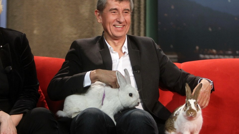 Andrej Babiš - rozhovor
