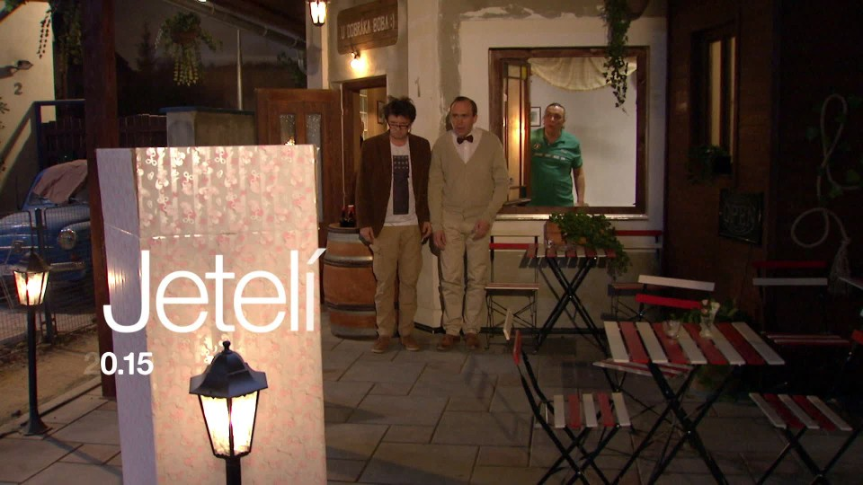 Jetelín (1) - scénka 2 - upoutávka (Dnes)