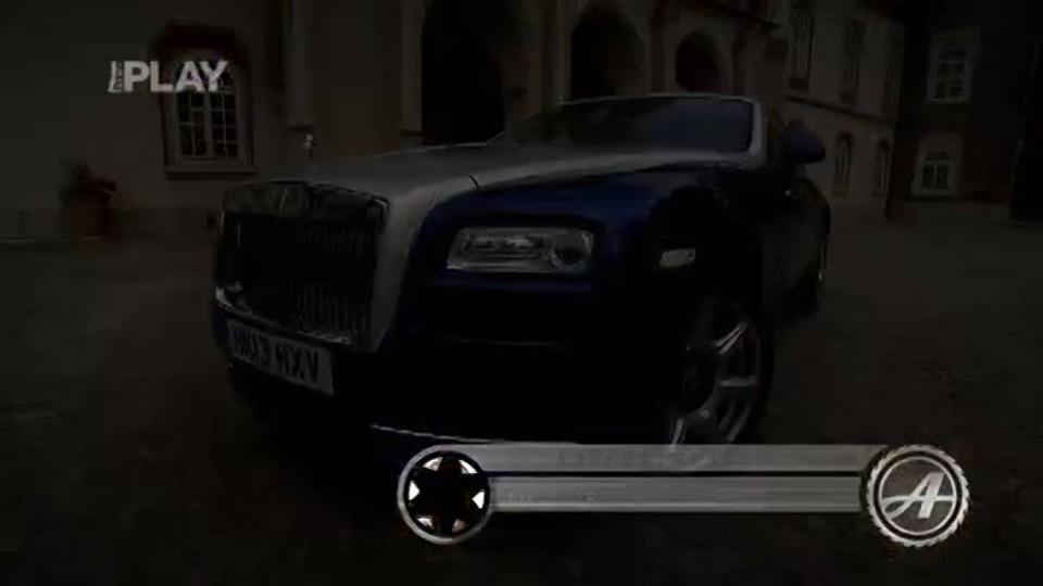 Rolls Royce Wraith II