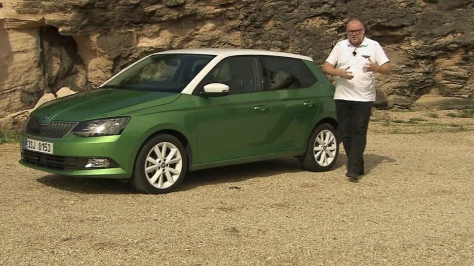 Škoda Fabia III - II.část