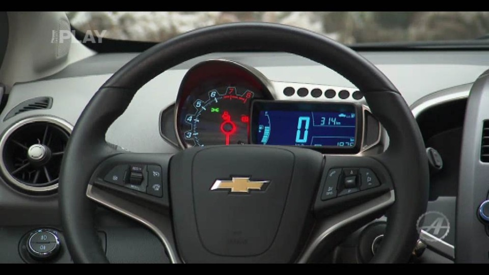 Chevrolet Aveo HB5 1,4 LTZ