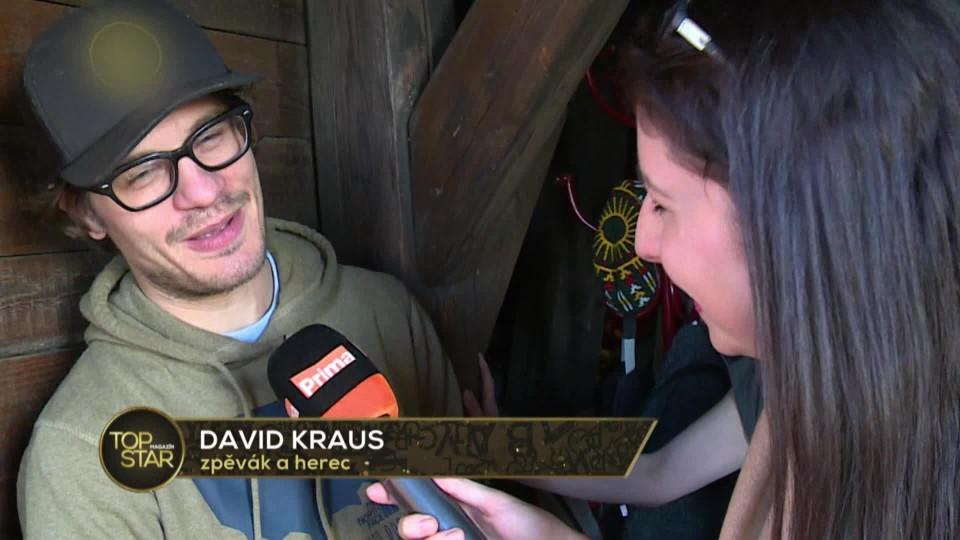 TOP STAR Magazín 2016 (18) - David Kraus o vztahu s Barborou Strýcovou