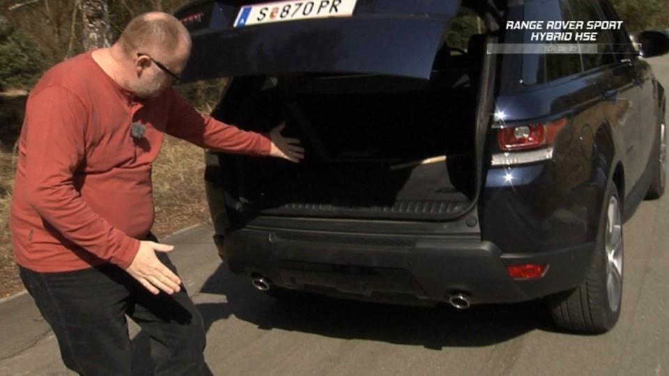Range Rover Sport 3,0 SDV6 Hybrid HSE