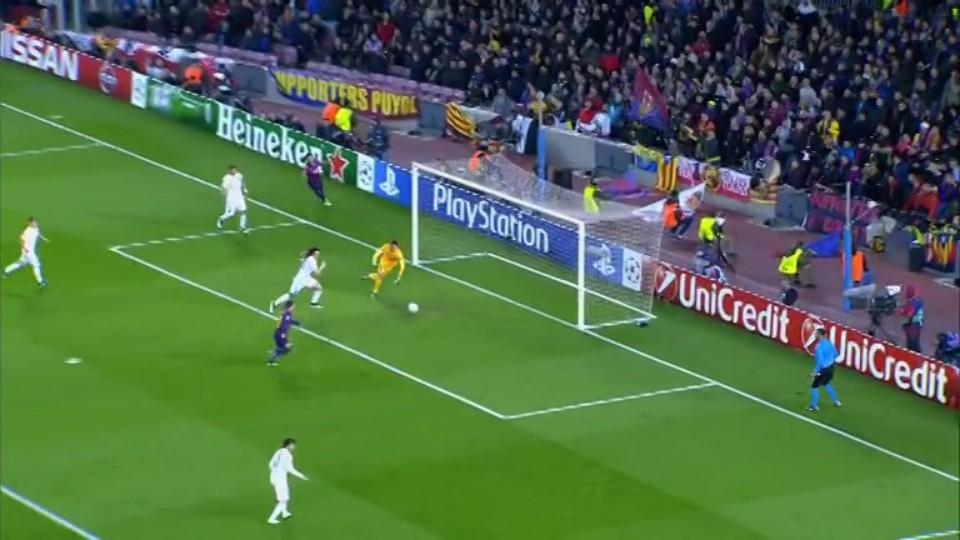 Gól - Messi 19 (10.12.2014)