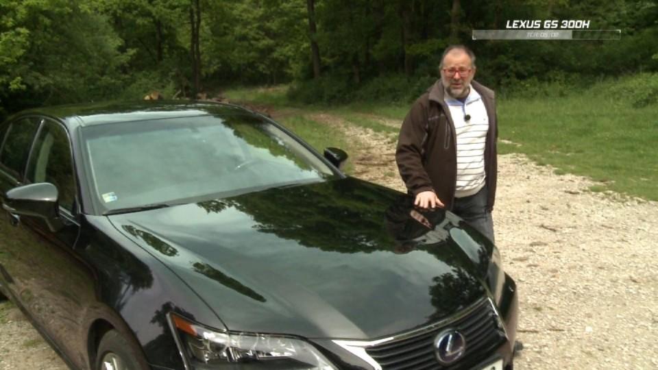 Lexus GS 300 h Premium