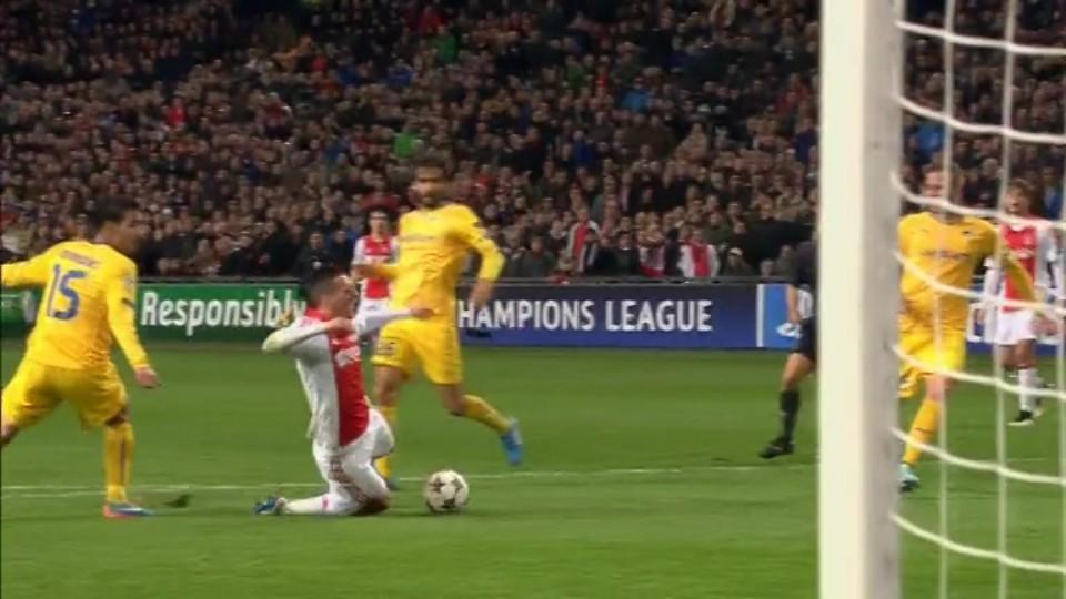 Penalta - Schone 46 (10.12.2014)