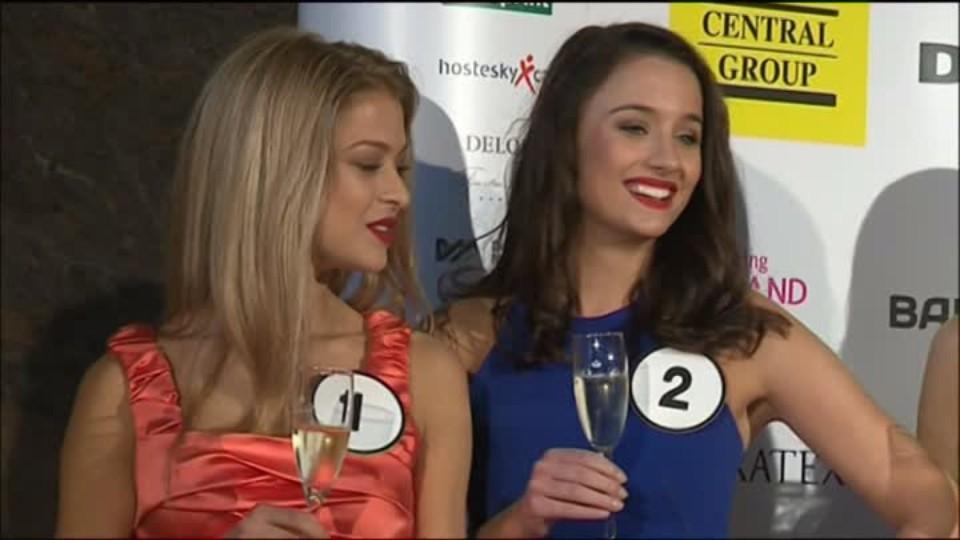 TOP STAR 30.3.2016 - Korunka pro Českou Miss