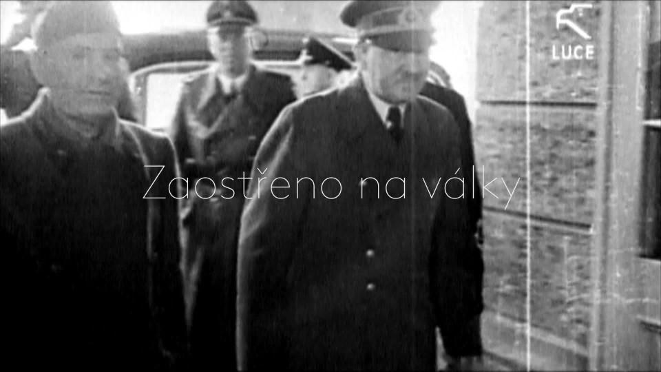 Ve službách Mussoliniho - upoutávka