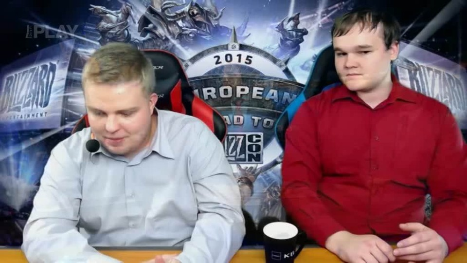 Road to BlizzCon 2015 - Sobota - WoW utkání 2