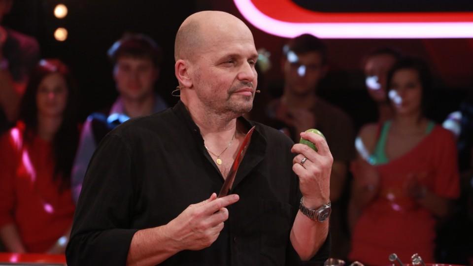 Kapr: Zdeněk Pohlreich