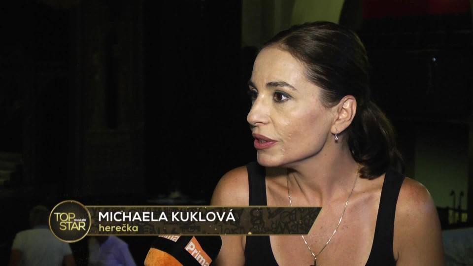 TOP STAR Magazín 2016 (39) - Michaela Kuklová