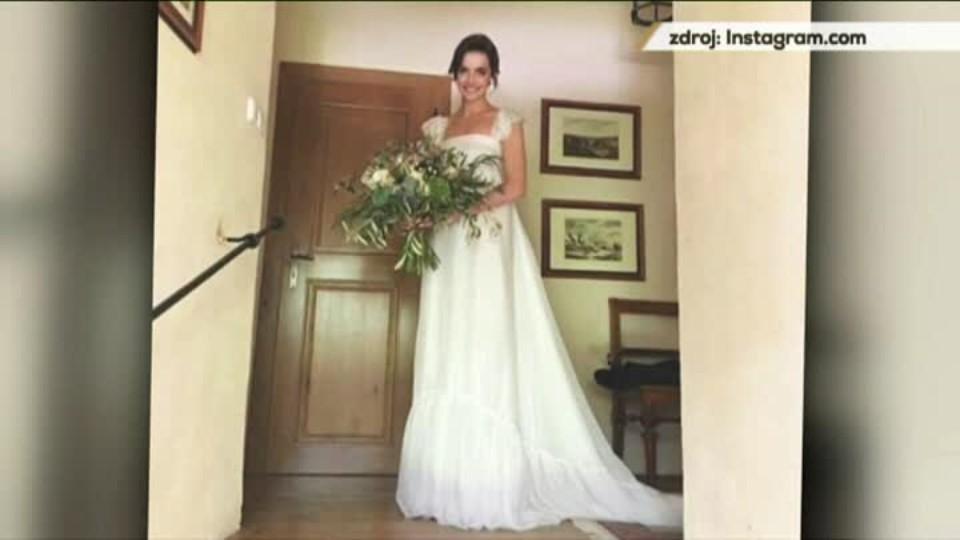 TOP STAR 16.6.2016 - Gabriela Kratochvílová svatba