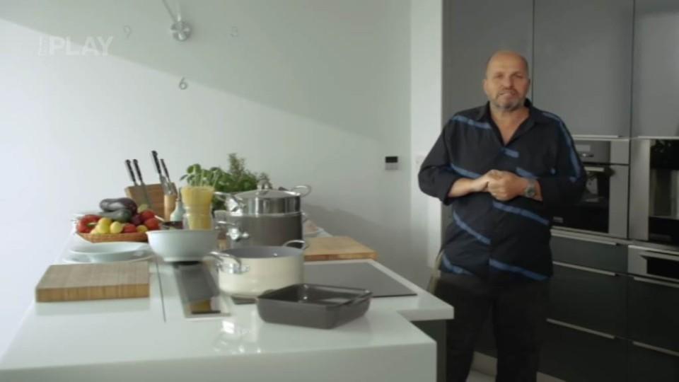 Teď vaří šéf (6) - Domácí Pasta