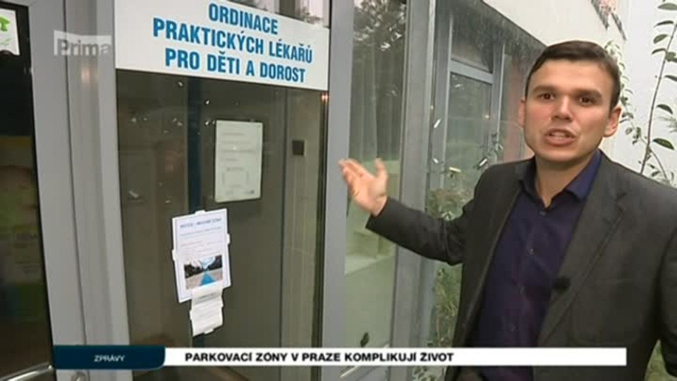 Zprávy FTV Prima 3.10.2016