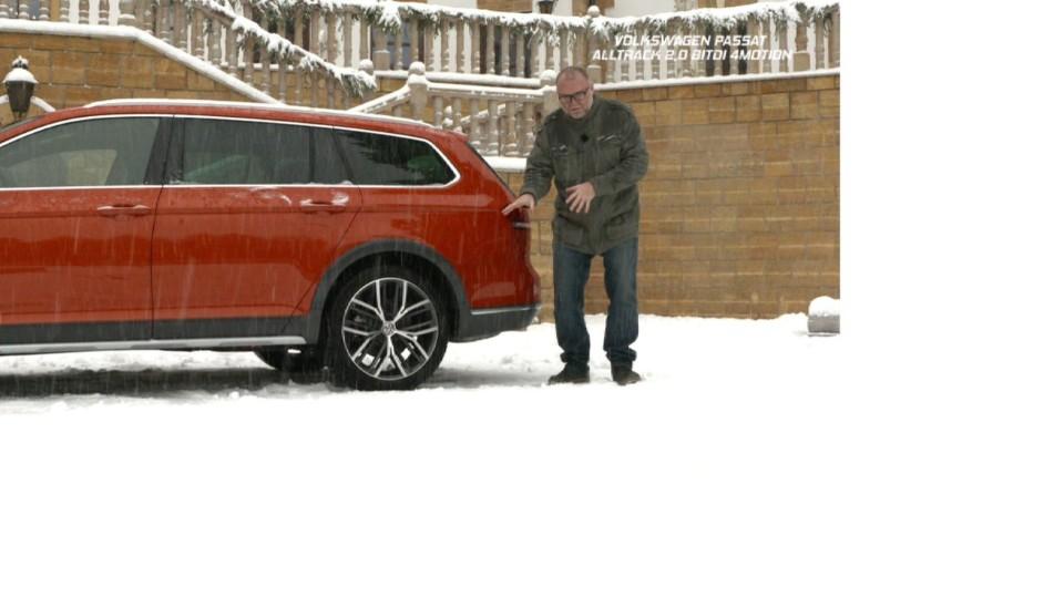 Volkswagen Passat Alltrack 2,0 BITDi 4Motion