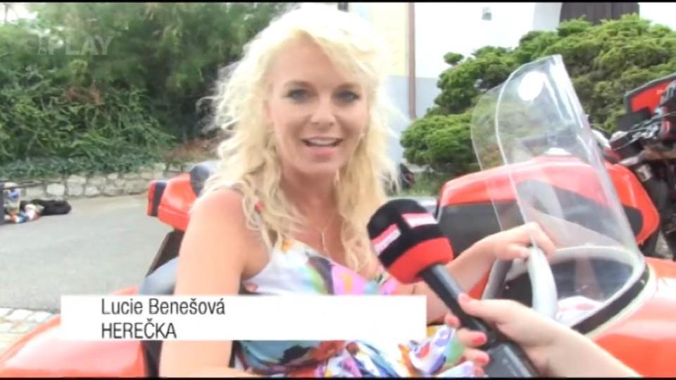 Hedvika Taušová (Lucie Benešová)