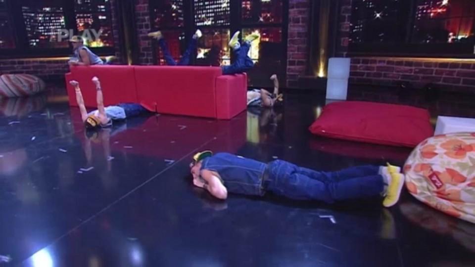 ČSMT IV - The Boyz semifinále