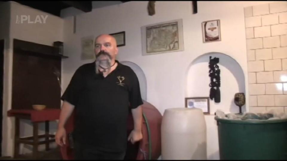 Vinař Jaroslav Suský - Vítejte ve sklepě