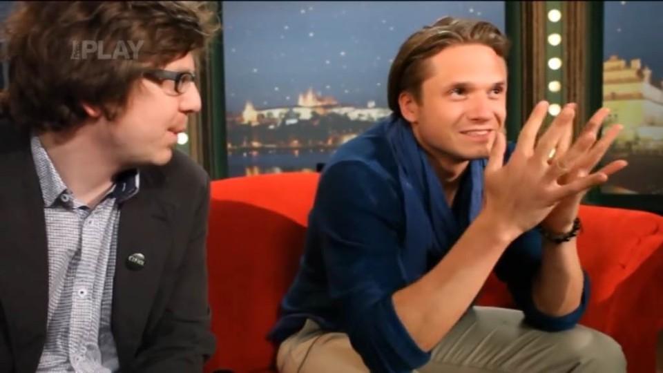 Ondřej Brzobohatý složil znělku seriálu