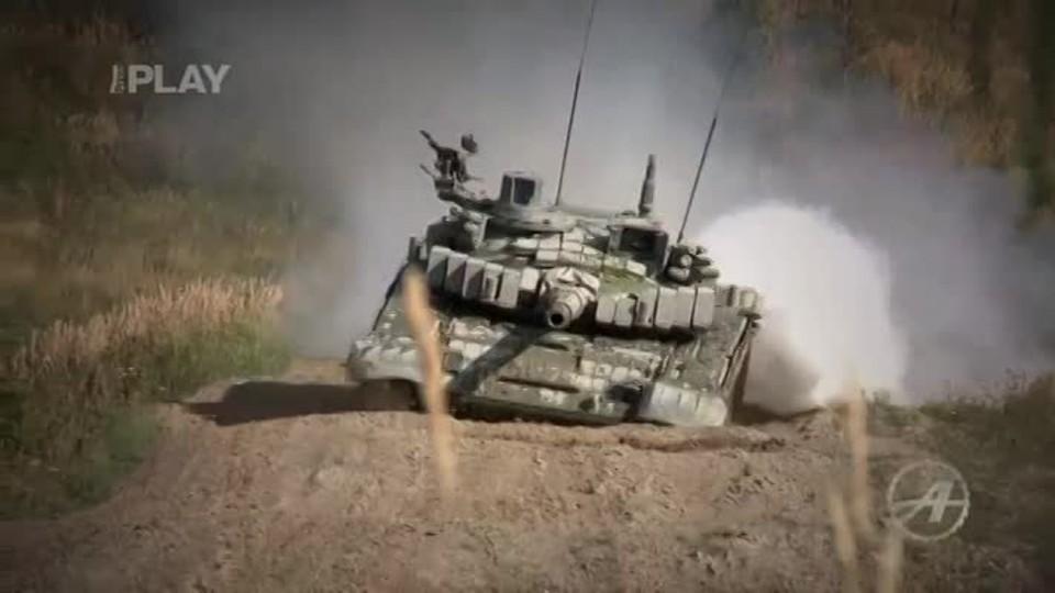 Tank T-72M4 CZ 1/2