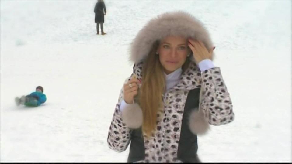 Silvestrovský TOP STAR Magazín 2015 - Andrea Verešová - Slovenka
