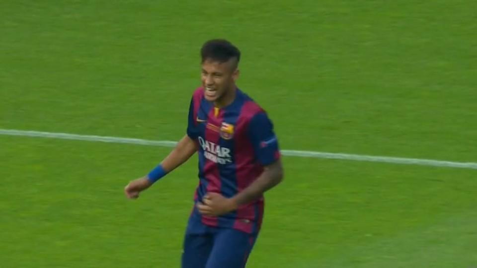 Sestřih zápasu - Juventus v Barcelona (6.6.2015)