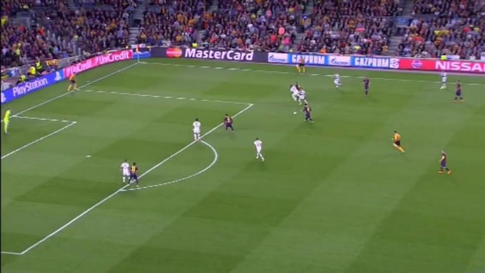 Gól - Messi 77 (5.5.2015)