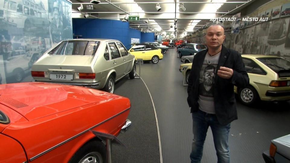 Autostadt - město aut + Volkswagen Passat Variant 2,0 TDI 4Motion Highline
