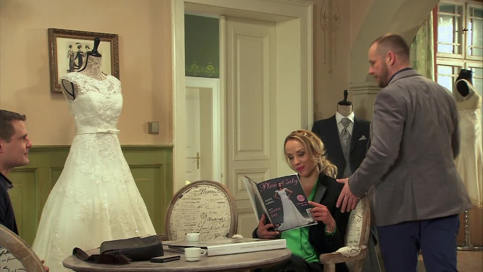 Svatby v Benátkách (4) - Manuál svatební noci
