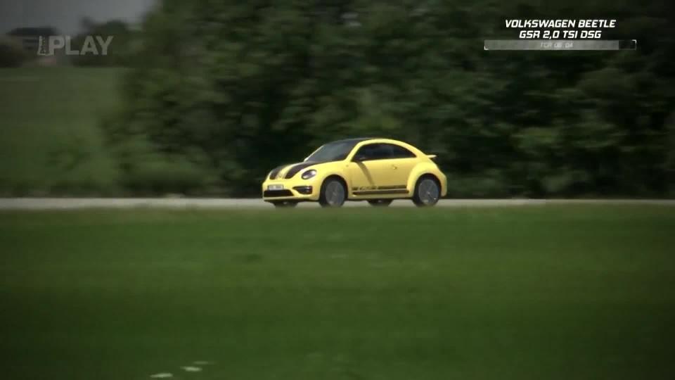 Volkswagen Beetle GSR 2,0 TSI DSG