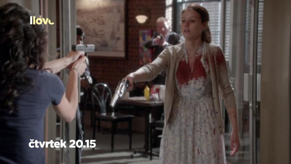 Rizzoli & Isles: Vraždy na pitevně V (2) - upoutávka