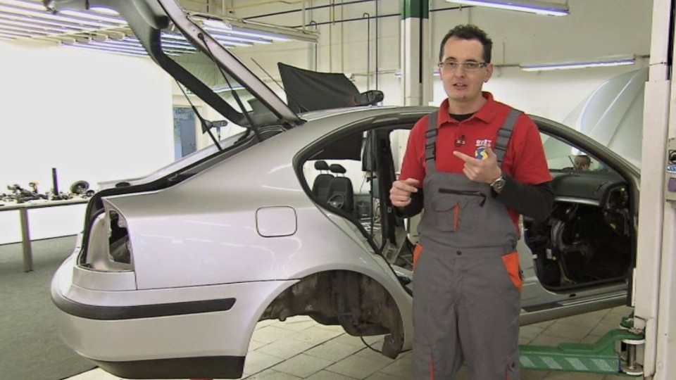 Škoda Octavia II po 500 000 km II.část