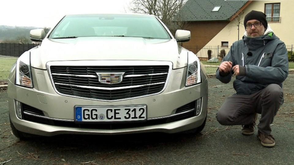 Cadillac ATS Coupé 2,0 T Luxury