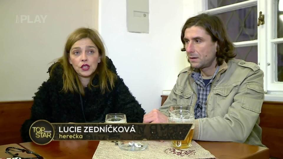TOP STAR magazín 2015 (51) - Lucie Zedníčková