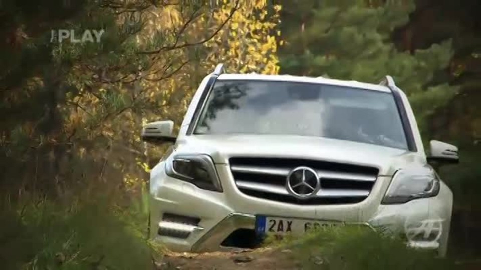 Mercedes-Benz GLK 250 BlueTEC 4Matic