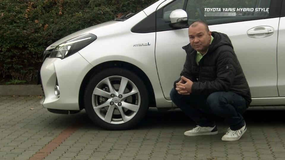 Toyota Yaris Hybrid Style II.