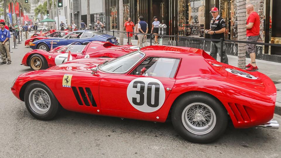 Ferrari v Beverly Hills