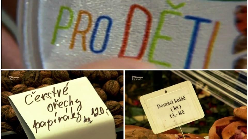 Prima Rádce - Označování potravin