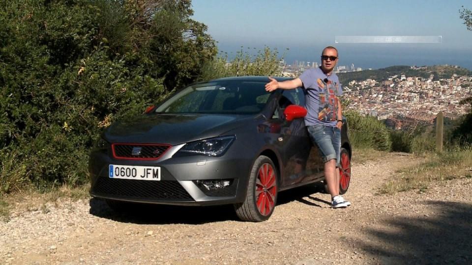Seat Ibiza 2015 1,4 TSI/81kW FR