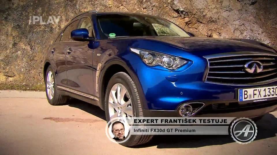 Infiniti FX30d GT Premium