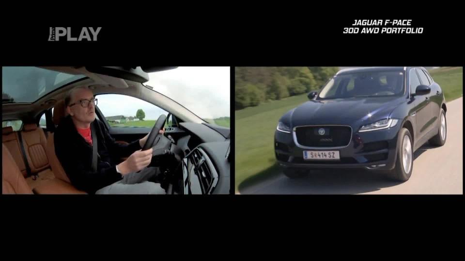 Jaguar F-Pace 30D AWD Portfolio