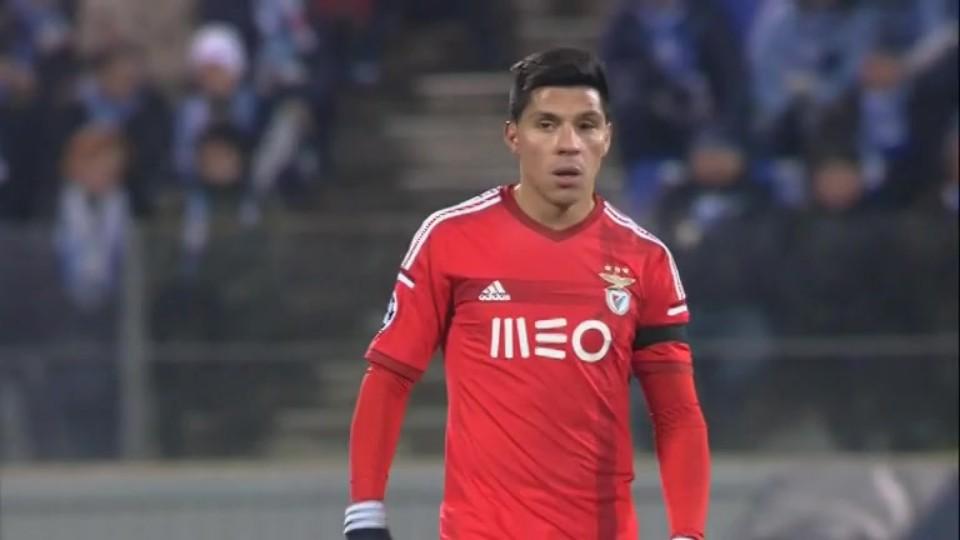 Sestřih zápasu - Zenit v Benfica (26.11.2014)