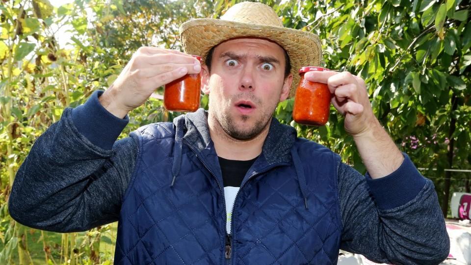 Vychytávky Ládi Hrušky - Marmeláda z chilli papriček