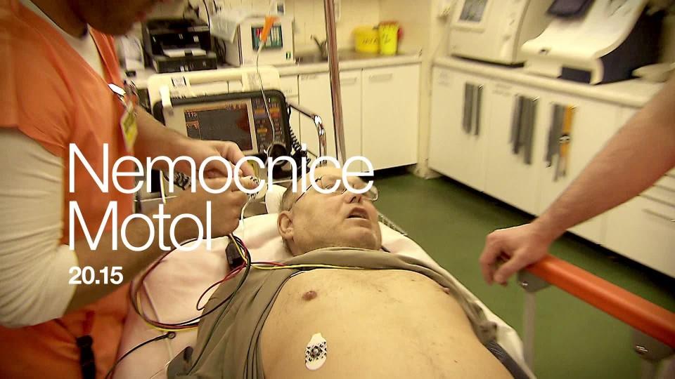 Nemocnice Motol (4) - upoutávka