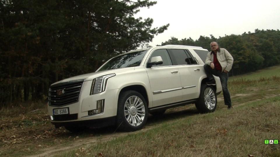 Cadillac Escalade Platinum AWD I. část