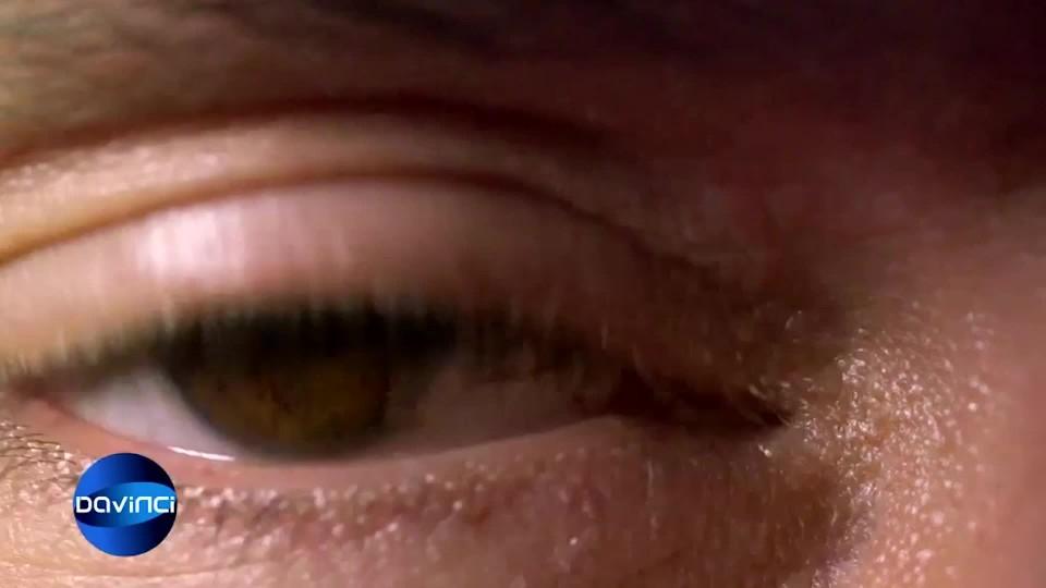 davinci 14 - proč je barva očí důležitá