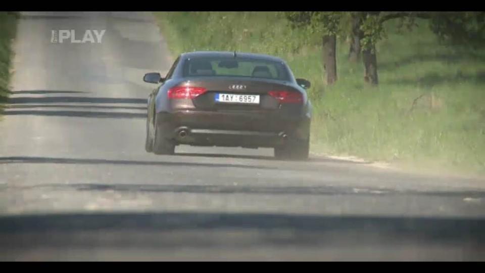 Audi A5 Coupé 3,0 TDI quattro S tronic