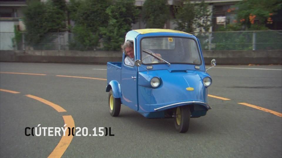 Top Gear speciál: James May a lidové autíčko (1) - upoutávka