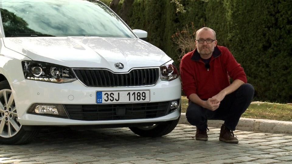 Škoda Fabia Combi 1,4 TDI/66 kW Style