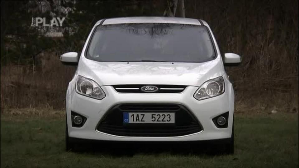 Ford C-Max 1,6 TDCi Titanium